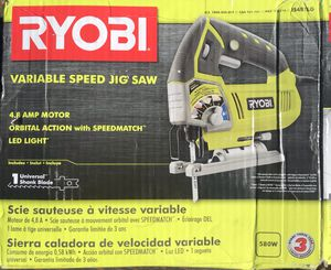 Brand New Ryobi Jigsaw for Sale in La Quinta, CA