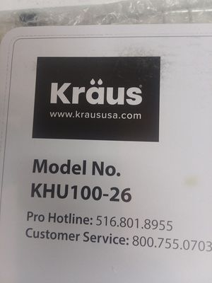 Krause kitchen sink for Sale in OH, US