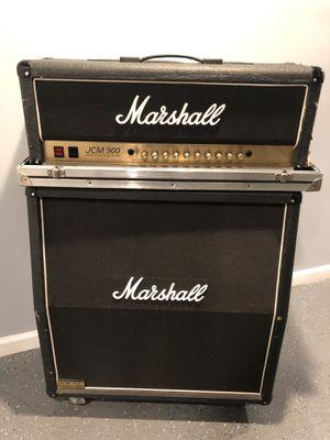 Marshall JCM900 100watt half stack guitar amp for Sale in Mount Rainier, MD