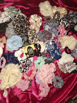 Scrunchie (Scrunchies) (hair ties) for Sale in Downey, CA