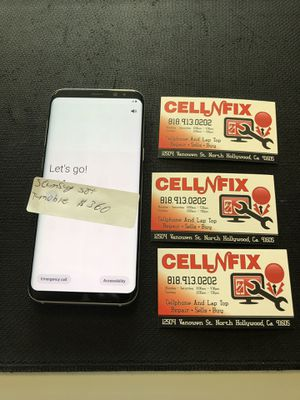 Samsung Galaxy S8 Plus T-Mobile Metro PCs for Sale in Los Angeles, CA