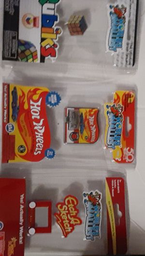 World's smallest toys for Sale in Painesville, OH