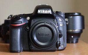 Nikon D610 with 85mm 1.8 Full Frame DSLR for Sale in Jacksonville, FL