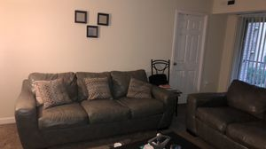 Grey Couch Set for Sale in Fairfax, VA
