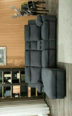 Olivia Gray Push-Back Reclining Sectional Couch Sofa for Sale in Houston, TX