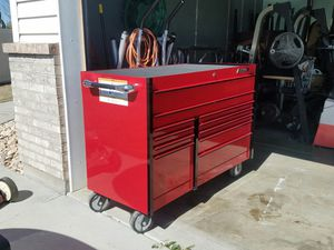 Snap On Double bank 11 drawers. for Sale in Orem, UT