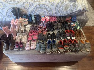 Boys and Girls shoes size 3-10 for Sale in Los Angeles, CA