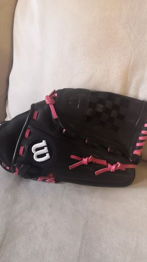Wilson Fast Pitch Baseball Glove - FP13 A600 Mitt for Sale in Rockville, MD