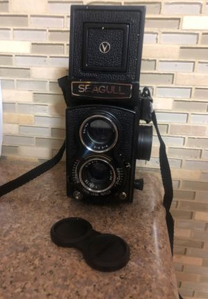 Medium format film seagull camera for Sale in Brooklyn, NY
