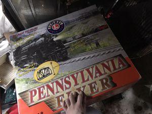 Pennsylvania flyer train set for Sale in Monrovia, CA