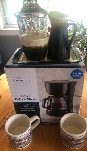 New coffee maker for Sale in Livonia, MI
