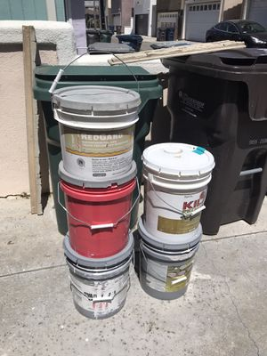 Paint and primer for Sale in Huntington Beach, CA