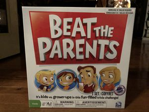 Beat the parents board game for Sale in Penndel, PA