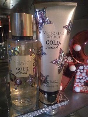 Victoria's Secret Gold Struck Set for Sale in Phoenix, AZ