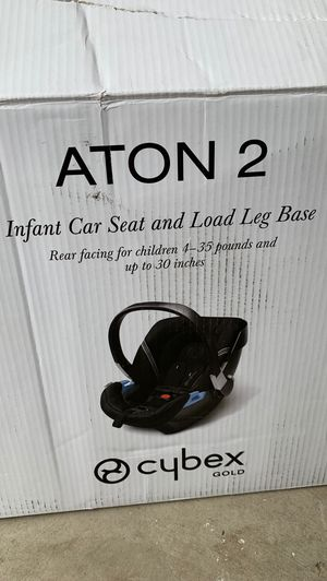 Cybex Gold Aton 2 Car Seat for Sale in Happy Valley, OR
