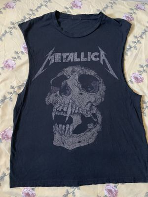 Metallica muscle tee for Sale in Riverside, CA