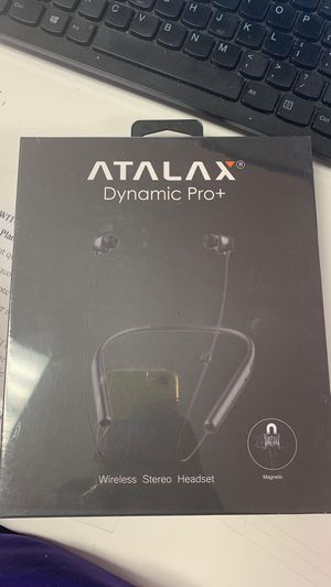 Wireless Stereo Headset for Sale in West Point, MS