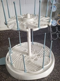 Bottle cup drying rack for Sale in Brockton,  MA