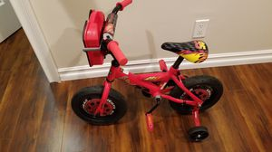 Lightning Mcqueen toddler bike kids for Sale in Los Angeles, CA