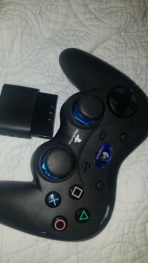 PS2 Logitech Wireless Controller for Sale in Antioch, CA