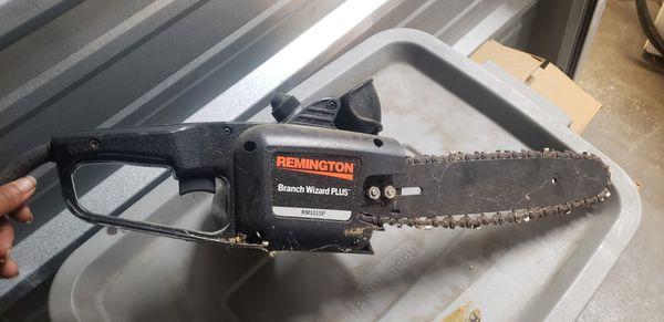 Remington branch wizard saw