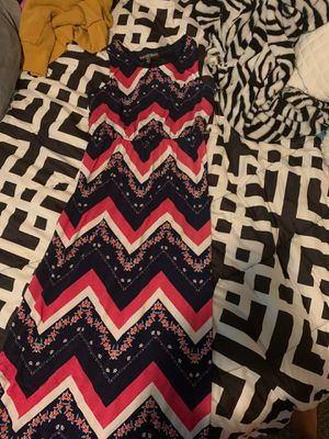 Three pink hearts size14 dress for Sale in Fort McDowell, AZ
