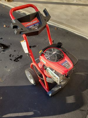 Troy Bilt Professional Pressure Washer for Sale in Brentwood, PA