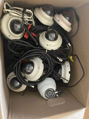 Box with DVR in about 10 cameras for Sale in Wimauma, FL