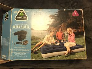 Air mattress Queen size for Sale in Coral Gables, FL