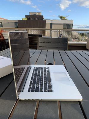 Macbook Pro with Retina Display 15inch for Sale in Seattle, WA