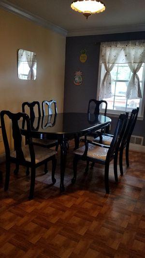 Juego de comedor de 6 sillas. for Sale in Manassas, VA