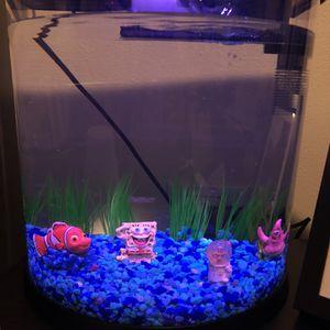 3.5 Gallon Fish Tank for Sale in Seattle, WA