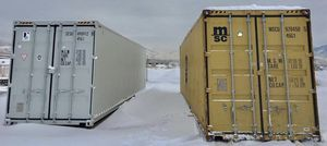 Crazy Prices on 45' HC Used Storage Containers for Sale in Miami, FL