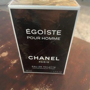 Chanel Egoiste Pour Homme Cologne for Sale in Santa Rosa Beach, FL