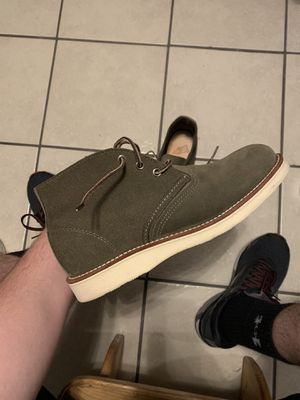 Red Wing Work Chukka Boot for Sale in Cerritos, CA