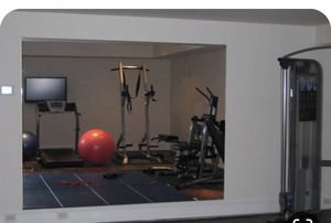 Large gym mirror 9x6' ready for pick up for Sale in Wallingford, CT