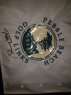 Bill Murray pebble beach flag sign for Sale in Lodi, CA