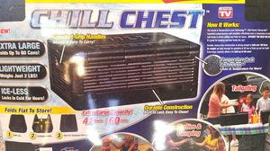 Chill Chest Ice less cooler for Sale in Montebello, CA