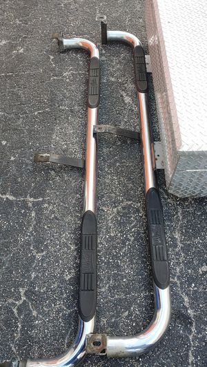 Chevy Silverado side steps for Sale in Land O Lakes, FL