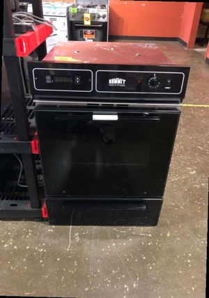 Black Summit Electric Oven MS W2 for Sale in Bunker Hill Village, TX