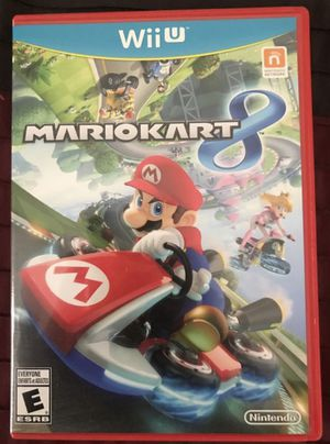 Nintendo WII U games for Sale in Raleigh, NC