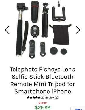 Selfie stick for Sale in Kansas City, MO