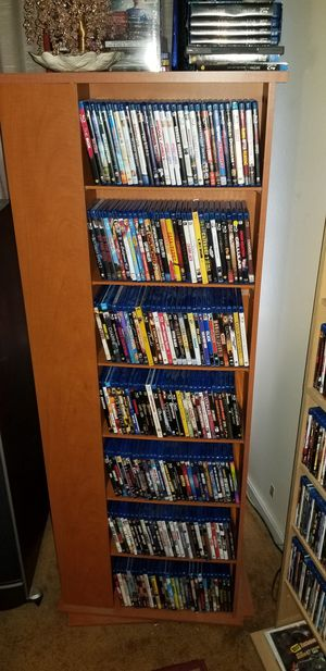 Bluray movies and some dvds $5 + for Sale in Lakewood, CA