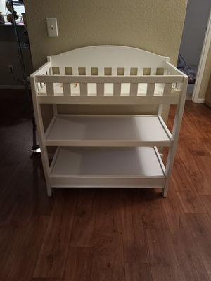 White Changing Table for Sale in Chandler, AZ