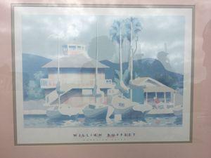 William Buffett framed print for Sale in Poway, CA