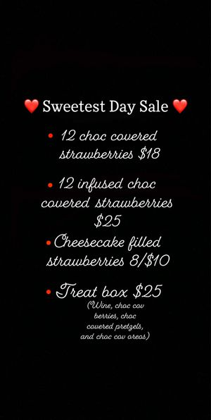 Sweetest day sale!!! for Sale in Parma, OH
