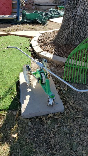 Sears craftsman sprinkler tractor RARE! Really nice works! for Sale in Aurora, CO