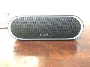 Like new Sony light up Bluetooth speaker really loud for Sale in Tampa, FL