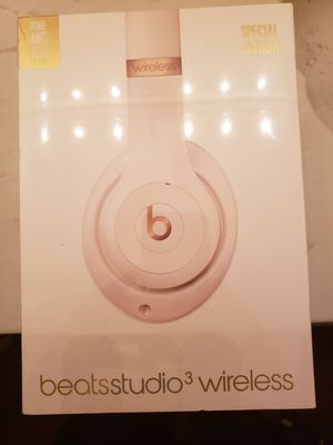 Beats Studio3 Wireless Special Edition for Sale in Fairfax, VA