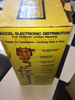 Accel Distributor Part # 9107 for Sale in Old Bridge, NJ